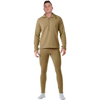 Rothco Generation III L2 ECWCS Waffle Thermal Underwear Top