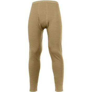 Rothco ECWCS Generation III Mid-Weight L2 Waffle Thermal Bottoms