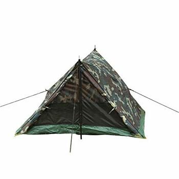 Rothco 2-Person Mountain Camouflage Tent