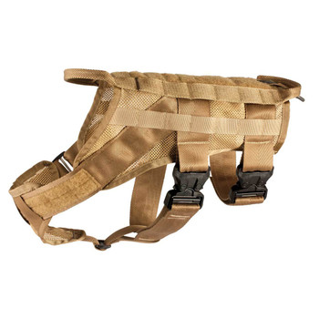 UST Patriot K-9 MOLLE Tactical Service Vest MADE IN USA with Cobra Buckle