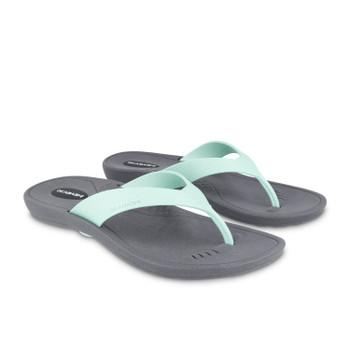 Okabashi Breeze Women's Flip Flop Shower Shoe