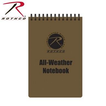 Rothco All Weather Notebook