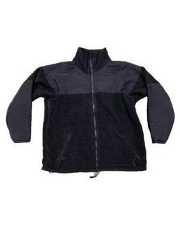 Military Fleece Jacket Polartec 300 Black used