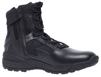 "Tactical Research by Belleville TR1040-ZWP 7"" Waterproof Lightweight Tactical Boot Side-Zip Black"