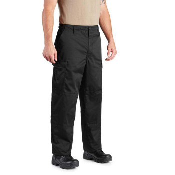 Propper Uniform BDU Tactical Pants Zipper Fly 60/40 Cotton Poly Ripstop