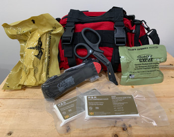 Fast Deploy Medical Kit- Starter Deployment