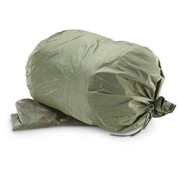 Wet Weather Bag Wily Pete Waterproof Bag used
