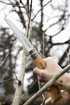 Opinel No.12 Saw Stainless Steel Folding Knife