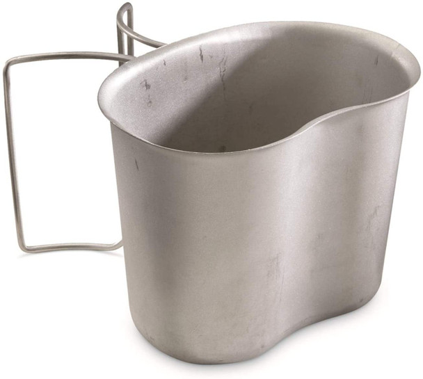 Military Issue Butterfly Canteen Cup