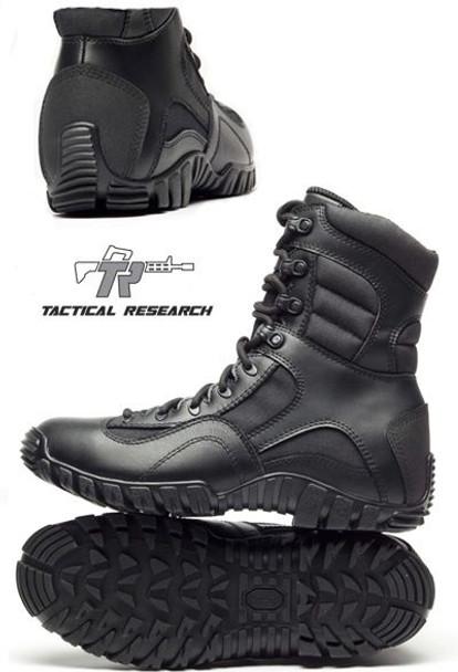 BELLEVILLE TR960 KHYBER TACTICAL RESEARCH HYBRID BLACK LIGHTWEIGHT BOOTS 9W-11W