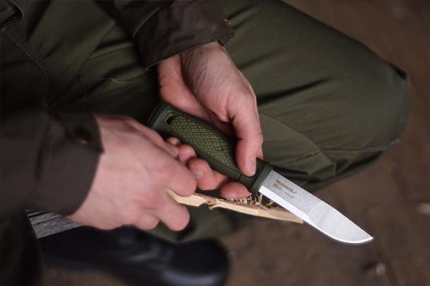 Kansbol Knife Stainless Morakniv of Sweden