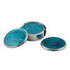 Aqua Coasters set of 6