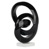 Galaxy Sculpture - Black