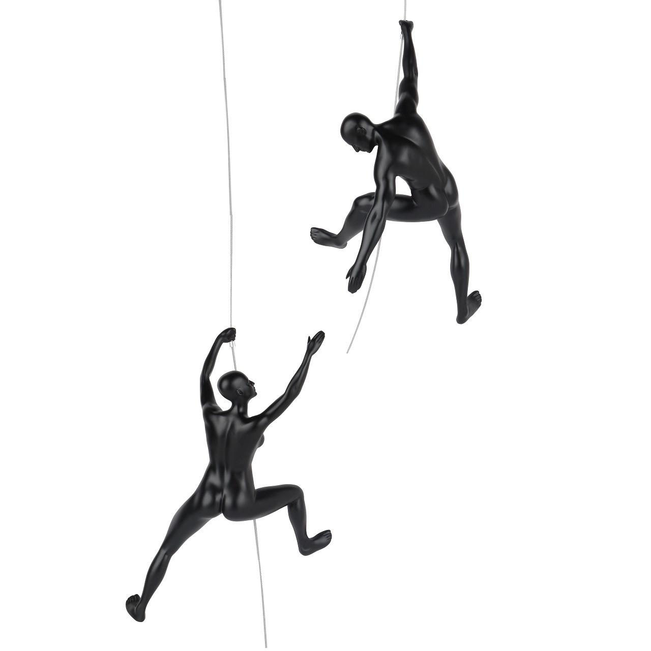 Climbing People