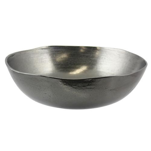 Rough Black 32cm Bowl