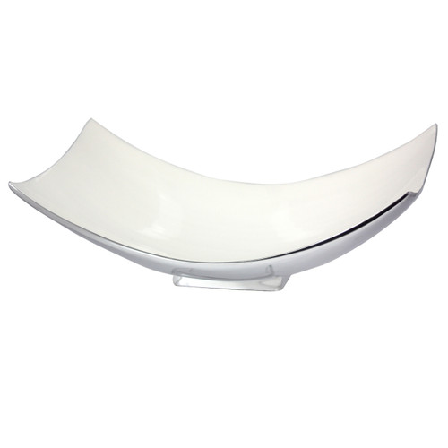 White Large 35cm Rectangular Dish