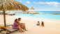 Montego Bay beach day pass for families