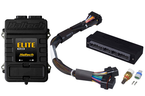 Elite 1500 ecu w/ Plug in adapter for 2G and Evo8