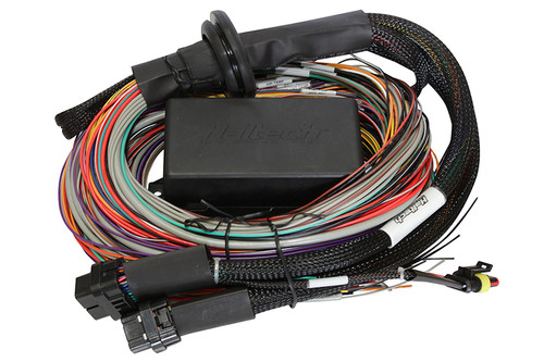 Universal Elite 1500 Premium Wire-in Flying Lead Harness
