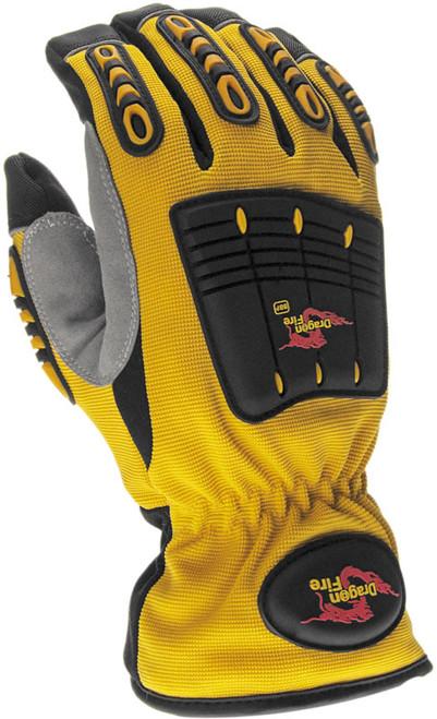Dragon Fire Bloodborne Pathogen- Resistant Rescue Glove