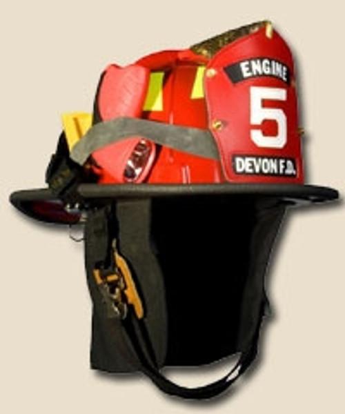 Phenix Fire Helmet Traditional Composite (NFPA)
