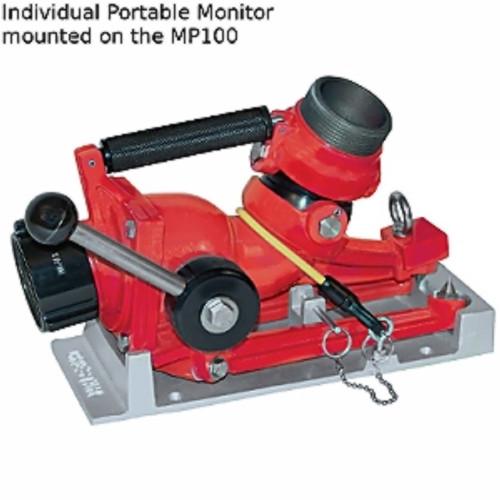 Individual PortableMonitor Mounting Bracket