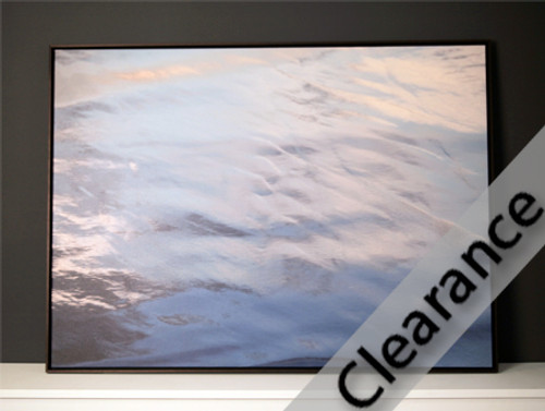 Quiet Clearance Medium with Black Floating Frame