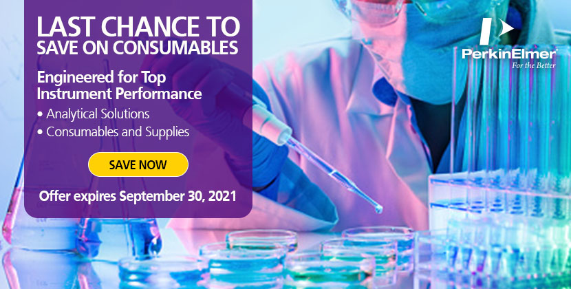 Save on Analytical Solutions, Consumables and Supplies