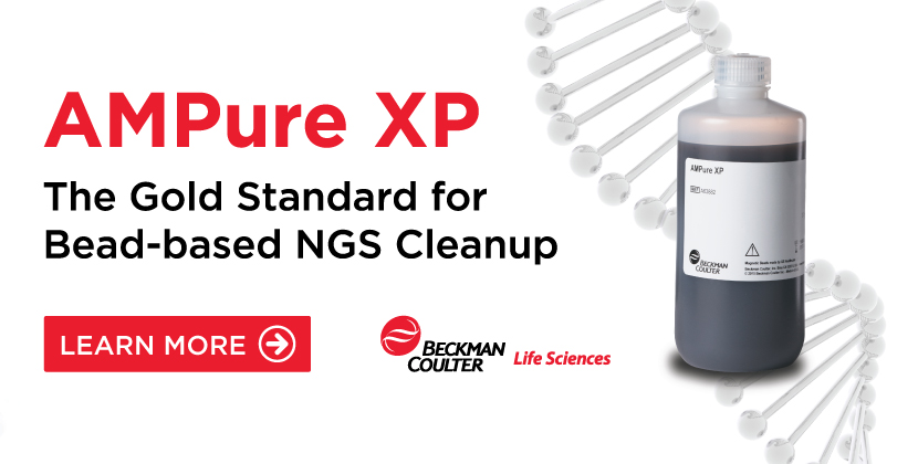 AMPure XP Bead-based NGS Cleanup