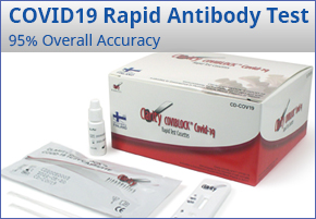 COVID 19 Rapid Antibody Test Informational