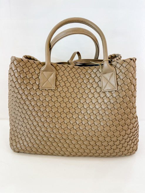 Large Tote - Clay