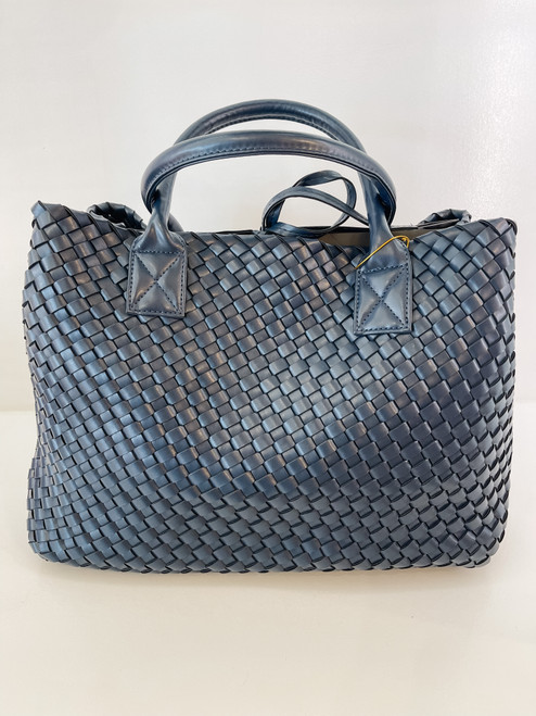 Large Tote - Navy