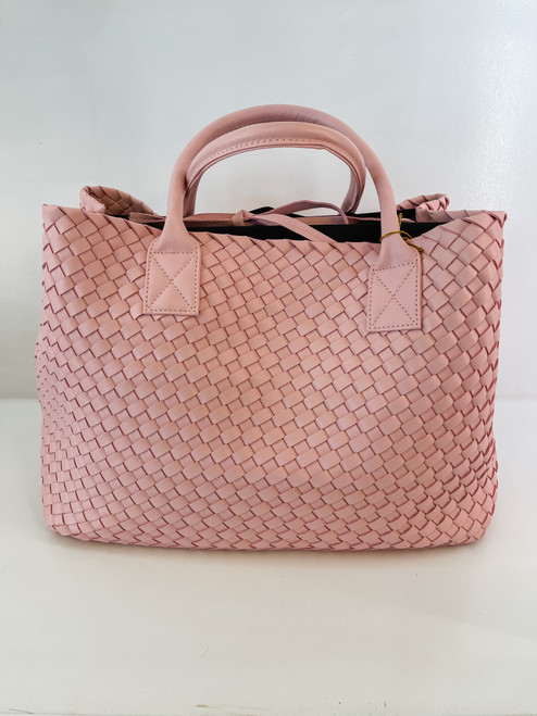 Large Tote - Baby Pink