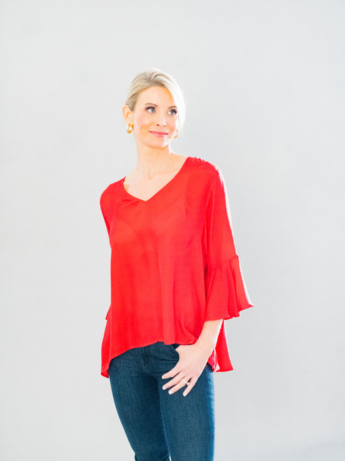 Park Top - Red