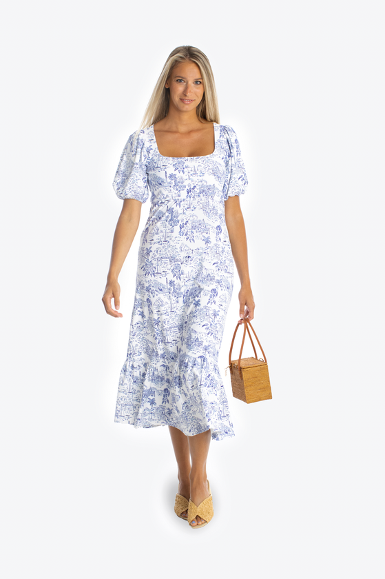 Lucy Dress- On Holiday