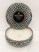 3 Wick Tin - French Linen