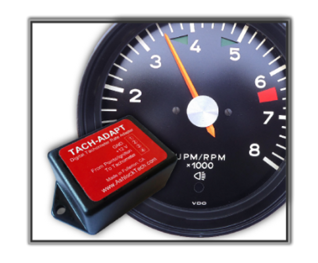 Tachometer Adapter - Makes your tachometer operate again