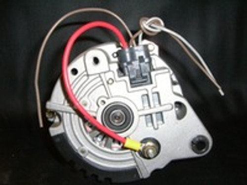CS 130 Import replacement 105 Amp Alternator for Lucas Equipped Cars-Orders  Wire Plug Wiring Diagram Delco High Output Alternator Auto on