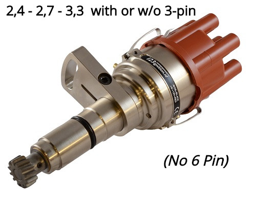 Porsche 911 Big 6 cylinder 2,4 - 2,7 - 3,3 L  Switched Model With or w/o 3pin  (no 6 pin)