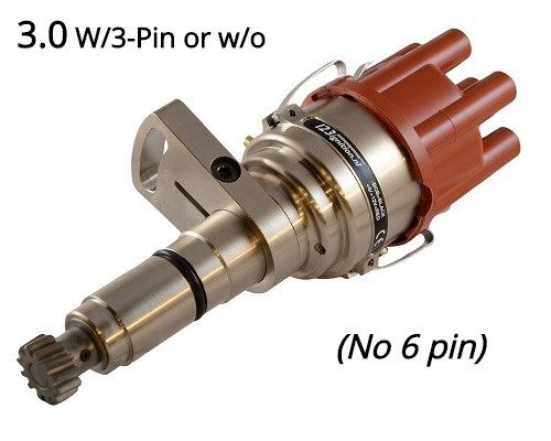 3.0 Porsche 911 Big 6 cylinder  Bluetooth Works with or w/o 3 pin HZK (Does not work with 6 pin)