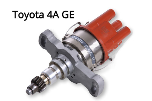 Toyota 4A GEC 4-cyl Bluetooth Adapted to your original Distributor housing