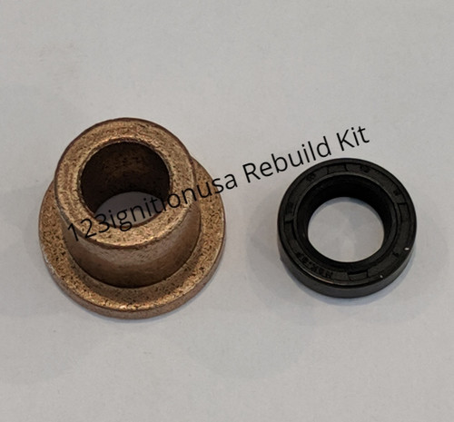 Bushing and seal rebuild kit for 4 and 6 cyl 123ignitions