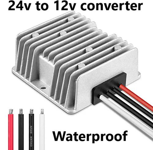 24v to 12v Converter