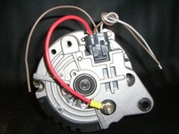 cs 130 import replacement 105 amp alternator for lucas equipped cars orders outside of the continental usa may require additional fees before shipmentAlternator Wiring Diagram Additionally Cs130 Alternator Wiring Further #11