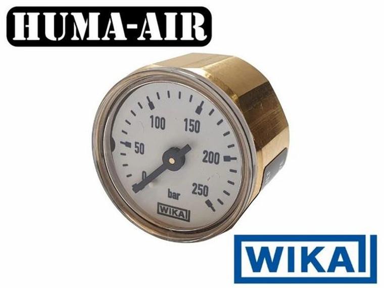 Wika Mini Pressure Gauge 28 mm 315 Bar G1/8 BSP