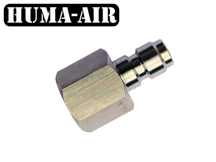 """Foster Male to G1/8"""" BSP Female Adaptor Probe Adapter"""