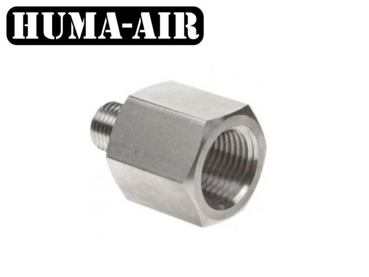 "Huma Adaptor 1/8"" BSP male to 1/8"" BSP female (tread length extender)"