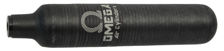 Omega 580cc CF Tank W/Valve LCS/FX