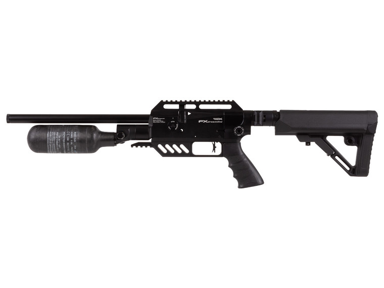FX Dream-Tact Compact Bottle Air Rifle 25Cal W/UTG PRO Stock