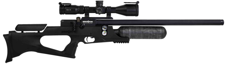 Brocock Sniper XR Magnum .22 Synthetic